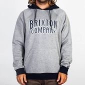 Brixton Bailey hooded sweatshirt