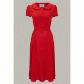 The Seamstress of Bloomsbury Dorothy dress red