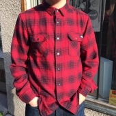Dickies Sunfield Red