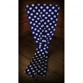 Rumble 59 Hairband Polka Dot Blue/White