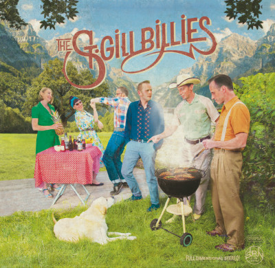 The Saint-Gillbillies - Slowcooked E.P. in the group Misc / Music / Vinyl at Sivletto (sar-083)