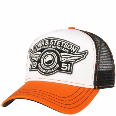Stetson Trucker Cap Car Club in the group Men / Headwear / Trucker/baseball caps at Sivletto - Skylark AB (stetson-7751130-98)