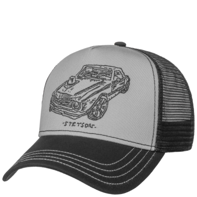 Stetson Trucker Cap Muscle Car in the group Men / Headwear / Trucker/baseball caps at Sivletto - Skylark AB (stetson-7751162-13)