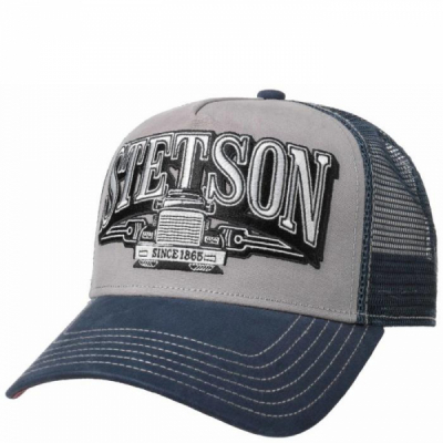 Stetson Trucker Cap Trucking in the group Men / Headwear / Trucker/baseball caps at Sivletto - Skylark AB (stetson-7751166-23)