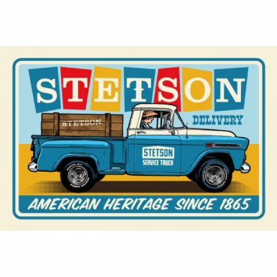 Stetson Metal Display Chevy Pick Up in the group  at Sivletto - Skylark AB (stetson-9949906)