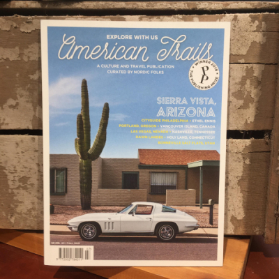 American Trails #3 2019 English Edition in the group Magazines at Sivletto - Skylark AB (trials-3-2019-intl)