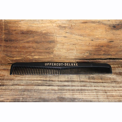 Uppercut Comb Black in the group Hair and skincare / Combs at Sivletto - Skylark AB (w10031)