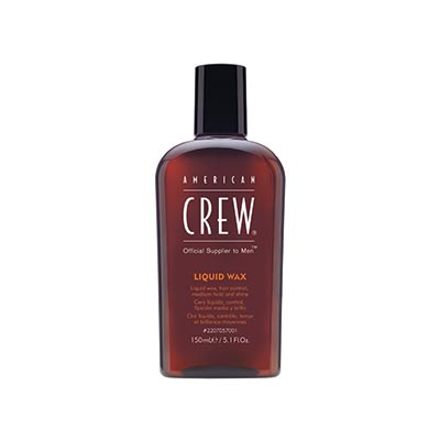 American Crew Liquid Wax in the group Hair and skincare / Pomade / Water soluble pomade at Sivletto - Skylark AB (w10128)