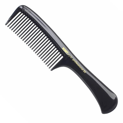 Kent SPC83 220mm Handled Rake Comb in the group Hair and skincare / Combs at Sivletto - Skylark AB (w10140)