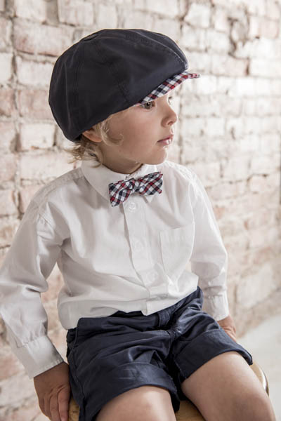 CTH Elof Jr Pima/Flannel in the group Kids / Accessories at Sivletto - Skylark AB (w10234)