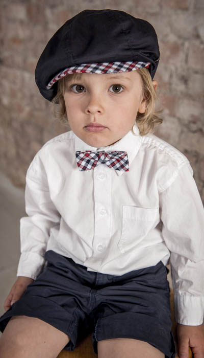 CTH Knut Jr Bow tie in the group Kids / Accessories at Sivletto - Skylark AB (w10235)
