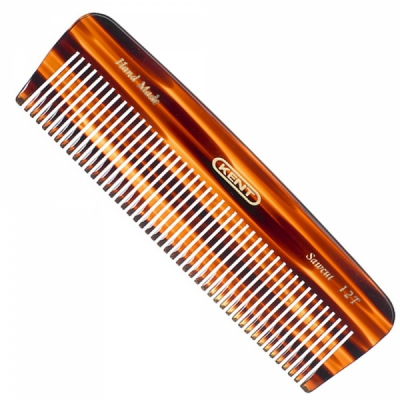 Kent 12T 146mm Pocket Comb in the group Hair and skincare / Combs at Sivletto - Skylark AB (w10267)