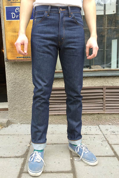 LVC 606 Super Slim Rigid in the group Unionville / Jeans at Sivletto (w10271)
