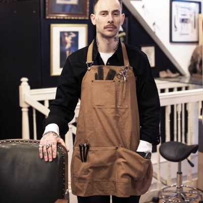 Dickies Apron Brown Duck in the group Accessories at Sivletto - Skylark AB (w10371)