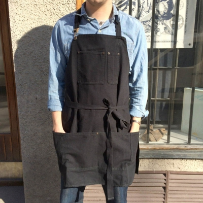 Dickies Apron Black in the group Accessories at Sivletto - Skylark AB (w10372)