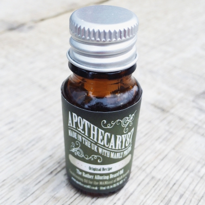 Apothecary 87 Original Recipe Beard Oil Small in the group Hair and skincare / Mustache and beard / Beard oil at Sivletto - Skylark AB (w10378)