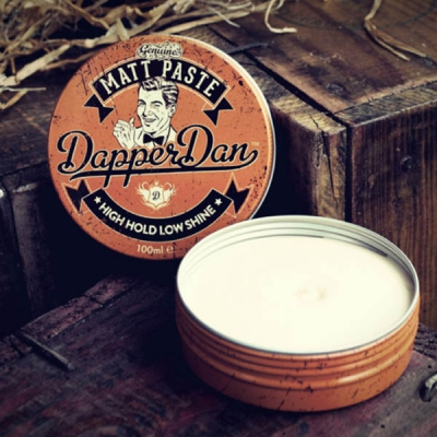 Dapper Dan Matt Paste in the group Hair and skincare / Pomade / Water soluble pomade at Sivletto - Skylark AB (w10397)