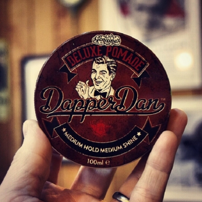 Dapper Dan Deluxe Pomade in the group Hair and skincare / Pomade / Water soluble pomade at Sivletto - Skylark AB (w10398)