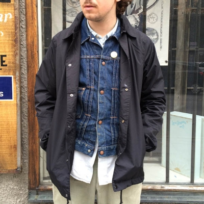 Dickies Torrance Coach Jacket Black in the group Men / Jackets and coats at Sivletto - Skylark AB (w10459)