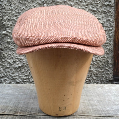 Stetson Belfast Tropic Wool/Linen in the group Men / Headwear / Flat caps at Sivletto - Skylark AB (w10519)