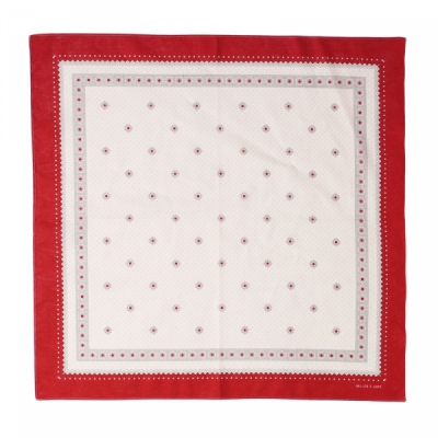 Warehouse 1920s Calico Red Bandana in the group Unionville / Accessories at Sivletto (w10645)