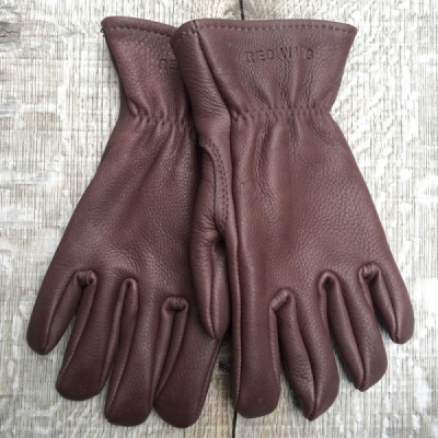 Red Wing Buckskin Glove Brown in the group Accessories at Sivletto (w10850)