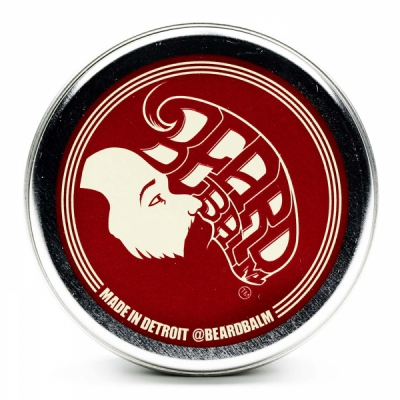 Beard Balm Detroit Regular Hold in the group Hair and skincare / Mustache and beard at Sivletto - Skylark AB (w10929)
