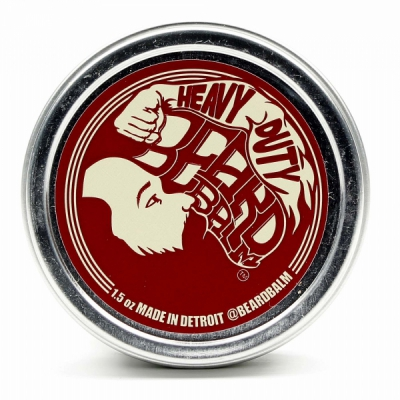 Beard Balm Detroit Heavy Duty in the group Hair and skincare / Mustache and beard at Sivletto - Skylark AB (w10930)