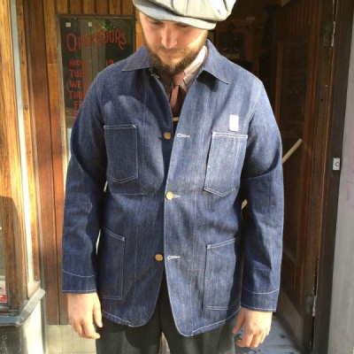 LVC Sack Coat Rigid in the group Unionville / Jackets and coats at Sivletto (w10935)