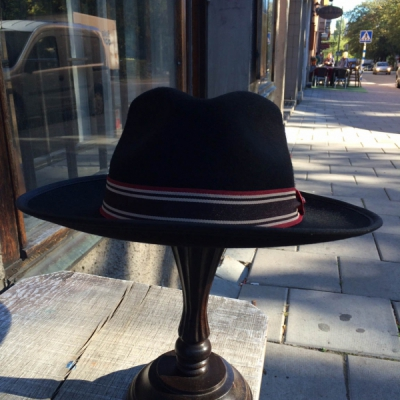 Stetson Parkville Woolfelt in the group Men / Headwear / Hats at Sivletto - Skylark AB (w10945)
