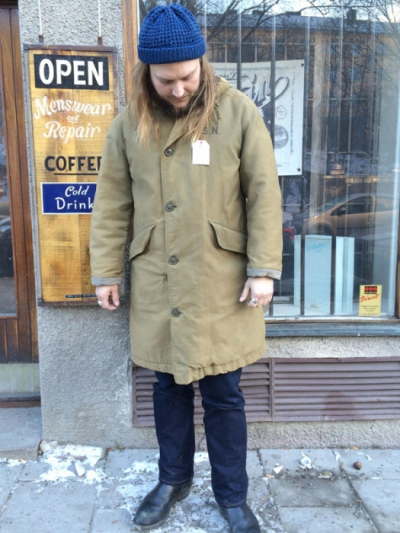 Vintage USN Parka in the group Unionville / Vintage at Sivletto (w10979)