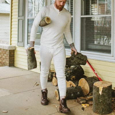 Brixton Fargo Long Underwear Set in the group Sale! / Men / Misc at Sivletto - Skylark AB (w11067)
