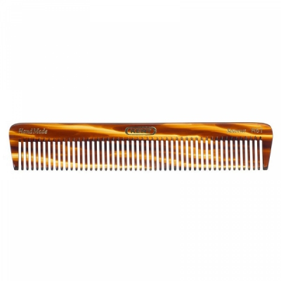 Kent R5T 165mm Dressing table comb in the group Hair and skincare / Combs at Sivletto - Skylark AB (w11070)