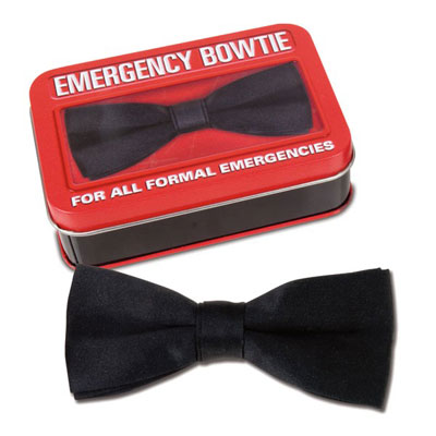 Accoutrements Emergency bowtie in the group Men / Accessories at Sivletto - Skylark AB (w11134)