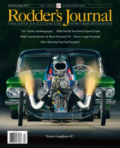 Rodder's Journal issue 68 in the group Clearance / Misc at Sivletto - Skylark AB (w11149-68)
