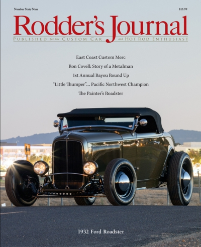 Rodder's Journal issue 69 in the group Clearance / Misc at Sivletto - Skylark AB (w11149-69)