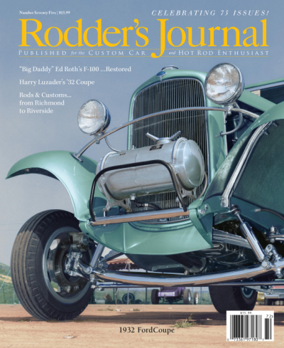 Rodder's Journal issue 75 in the group Clearance / Misc at Sivletto - Skylark AB (w11149-75)