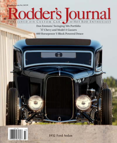 Rodder's Journal issue 76 in the group Sale! / Sale 50% at Sivletto - Skylark AB (w11149-76)