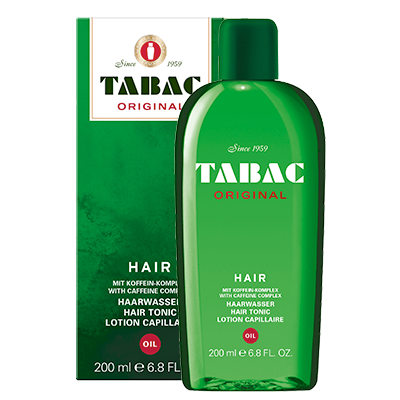 Tabac Hairlotion Oil in the group Hair and skincare / Mens hairstyling / Hair tonic at Sivletto - Skylark AB (w11154)