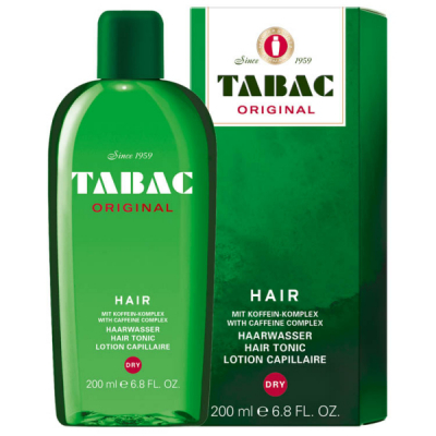 Tabac Hairlotion Dry in the group Hair and skincare / Mens hairstyling / Hair tonic at Sivletto - Skylark AB (w11155)