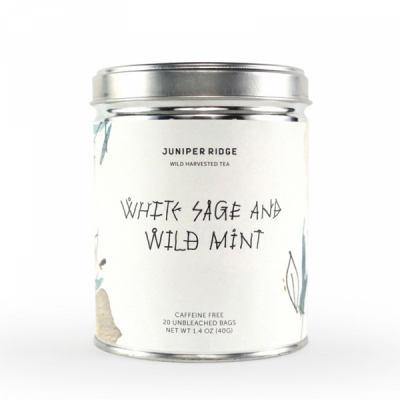 Juniper Ridge Tea White Sage & Wild Mint in the group Unionville / Made in USA at Sivletto (w11255)