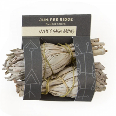 Juniper Ridge Smudge Stick Small Withe Sage in the group  at Sivletto (w11291)