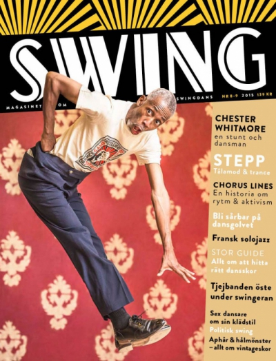 Swing issue 8-9 in the group Magazines / Lifestyle at Sivletto - Skylark AB (w11317)
