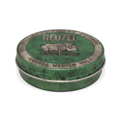 Reuzel Green Piglet Travel Size in the group Hair and skincare / Pomade / Medium pomada at Sivletto - Skylark AB (w11324)