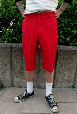 Bayicon Shorts red in the group Men / Shorts at Sivletto (w1133)