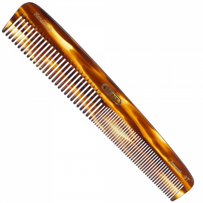 Kent 9T 190mm Dressing table comb in the group Hair and skincare / Combs at Sivletto - Skylark AB (w11382)