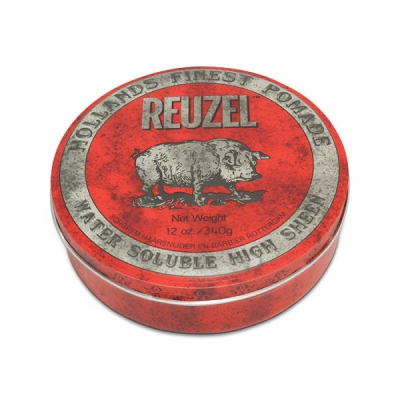Reuzel red big hog size in the group Hair and skincare / Pomade / Big tubs at Sivletto - Skylark AB (w11405)