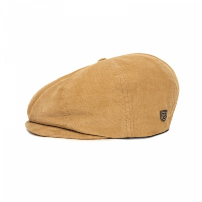 Brixton Brood Light Tan in the group Men / Headwear / Flat caps at Sivletto (w11455)