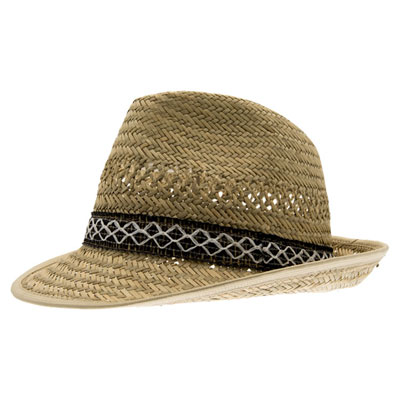 CTH Viggo Sr. Straw hat in the group Men   Headwear   Hats at Sivletto d2fd0f3f8ff6
