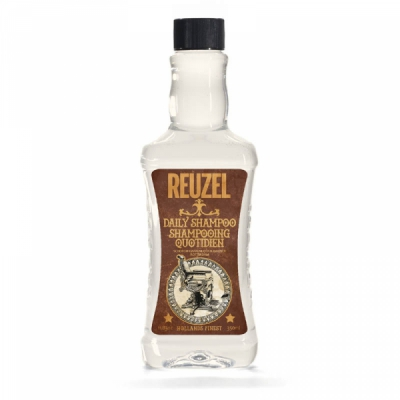 Reuzel Daily Shampoo 350ml in the group Hair and skincare / Shampoo & hair care at Sivletto - Skylark AB (w11656)